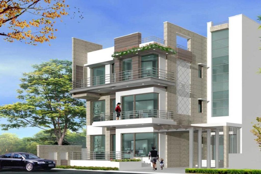 New Builder Floors 95l 2cr Gurgaon Unitown Realty